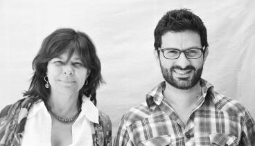 Federico Navarro y Andrea Revel Chion